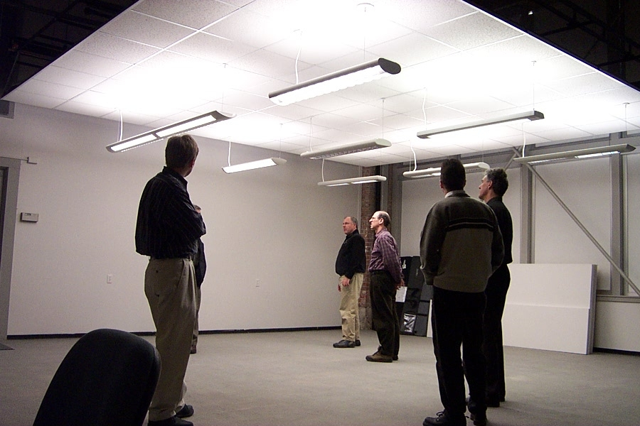 Classroom Lighting Design ~ Gallery lighting design lab