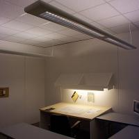 Sellen Construction Task Lighting Mockup Seattle